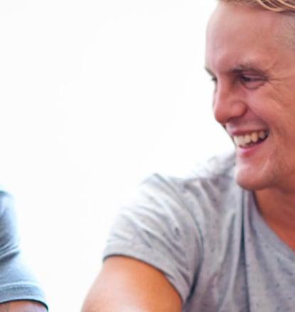 Cryos Samenspenderporträt – Samenspender in kostenloser Spendersuche von Cryos finden