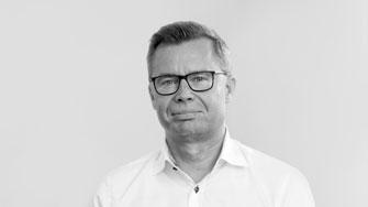 Portræt af Administrerende direktør (CEO) for Cryos, Peter Reeslev