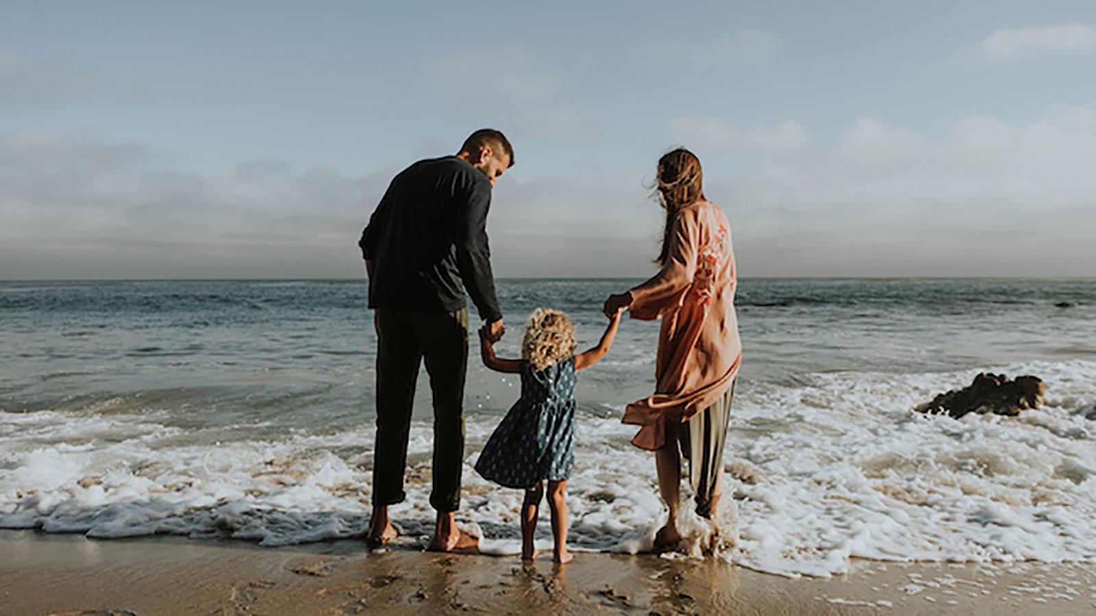 Γονείς και παιδί