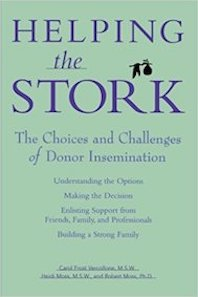 Helping the stork – the choices and challenges of donor insemination
