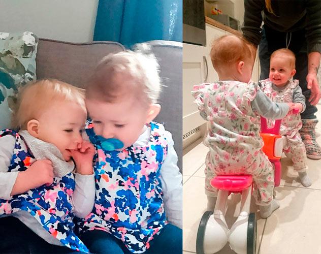 Donor twins Cryos testimonial