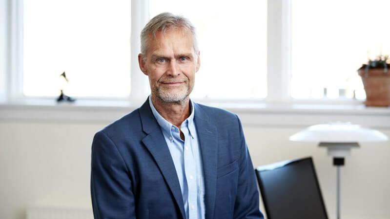 Ole Schou, Founder of Cryos International