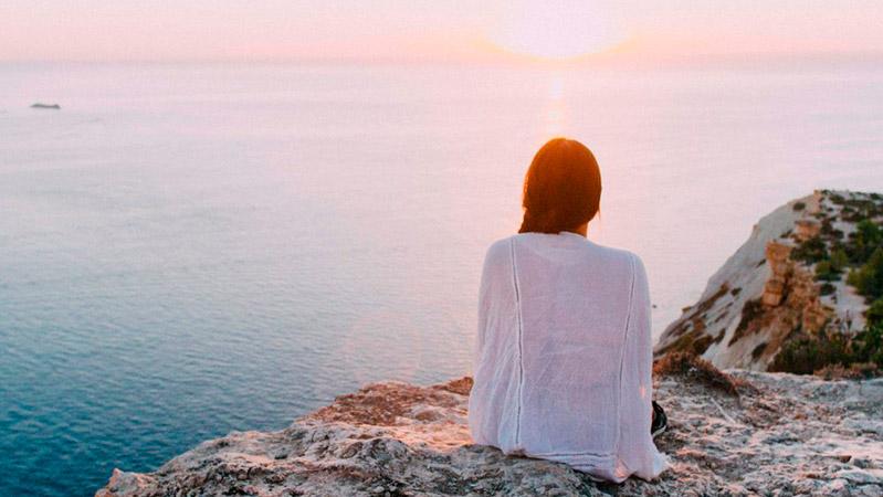 Women on a beach - TED Talk infertility