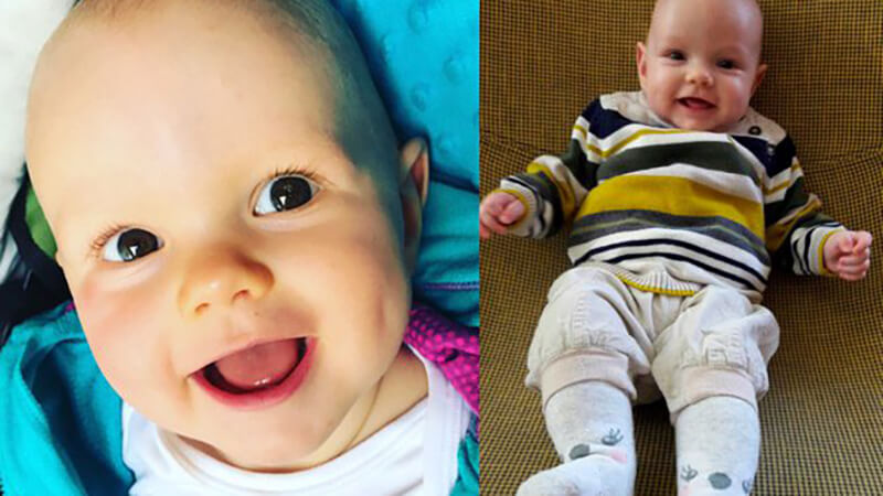 Pictures of donor children sent to Cryos by happy parents to sperm donor conceived children