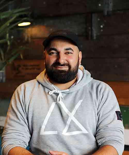 Cryos donor Koroush