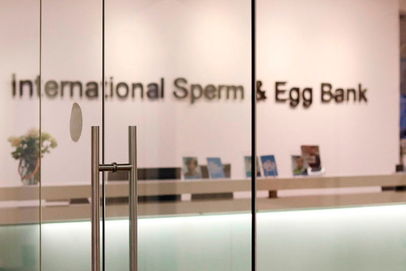 Welcoming new employees at Cryos International Sperm & Egg Bank