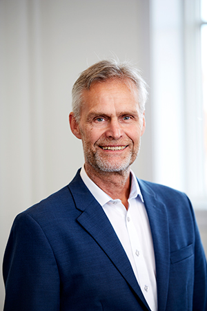 The Founder of Cryos international, Ole Schou – Photo from the Cryos press kit.