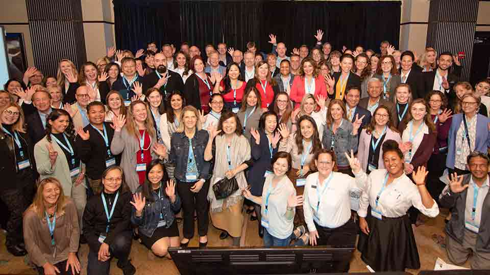 All participants in the Cryos Symposium in USA in 2020