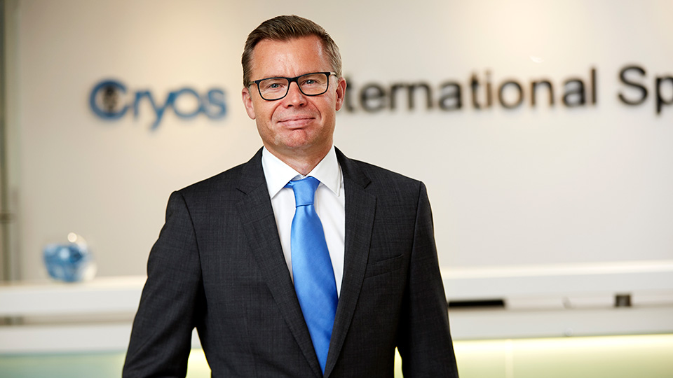 Peter Reeslev, CEO at Cryos, explains why he invites fertility specialist to join the Cryos Symposium every year