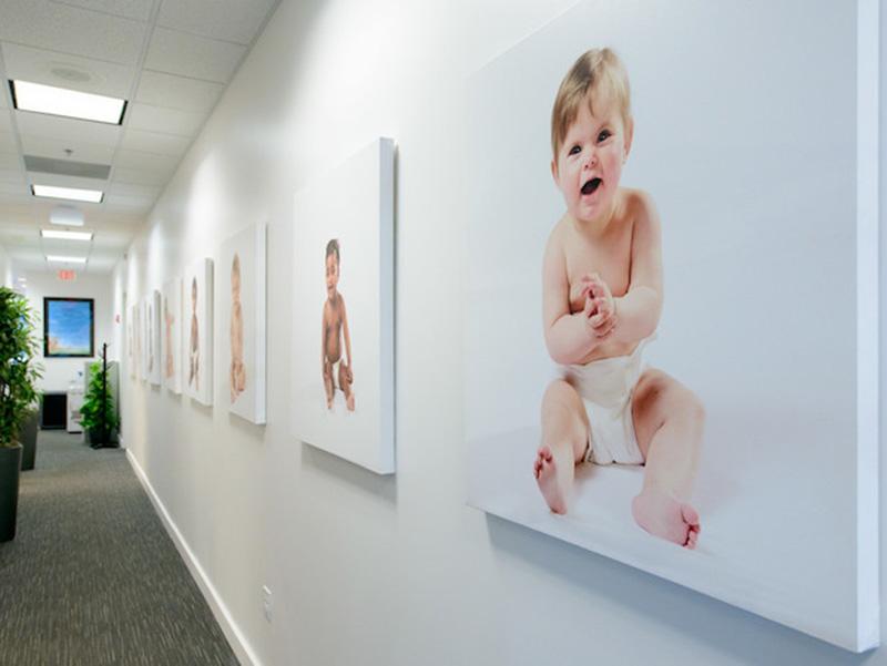 Cryos International USA Office Hallways