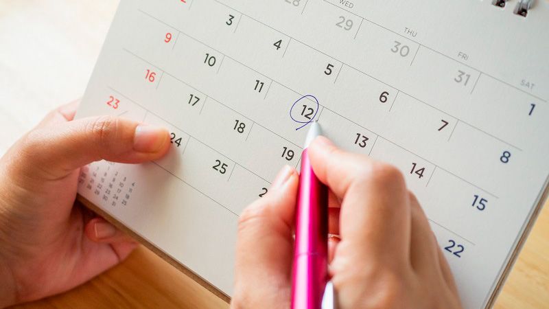 Tracking your ovulation is important when trying to conceive