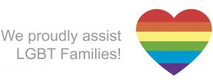 lesbian family planning; we support LGBT families
