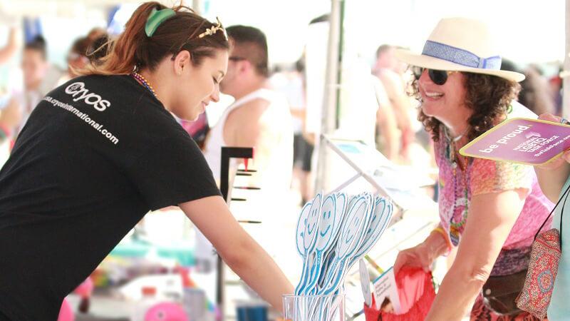 Pride Fort Lauderdale Cryos