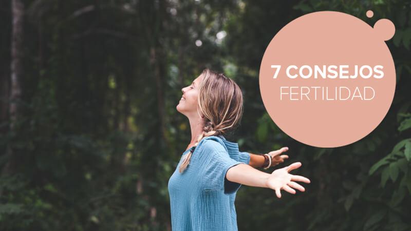 7 consejos fertilidad