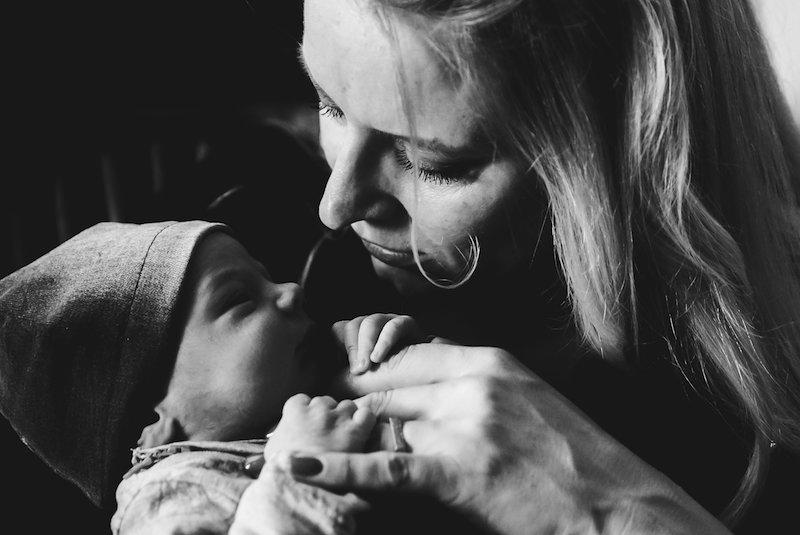 Madre soltera por decisión propia