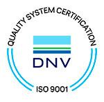 Cryos está certificado conforme a la norma internacional de gestión de calidad ISO 9001:2015