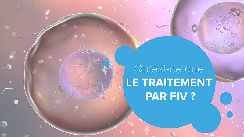 Qu'est-ce que le traitement par FIV ?