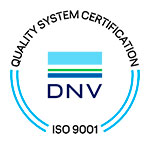 Cryos International è certificata secondo lo standard internazionale per la gestione della qualità ISO 9001:2015