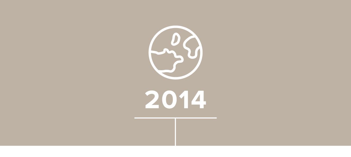 世界70ヵ国以上の国への配送を達成