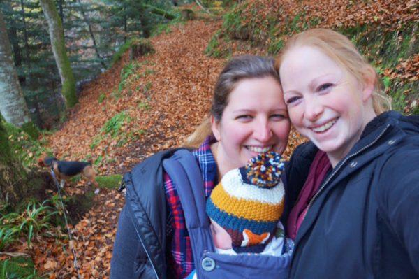 Een vruchtbaarheidsbehandeling in het buitenland: Phoebe en haar vrouw gingen naar Denemarken