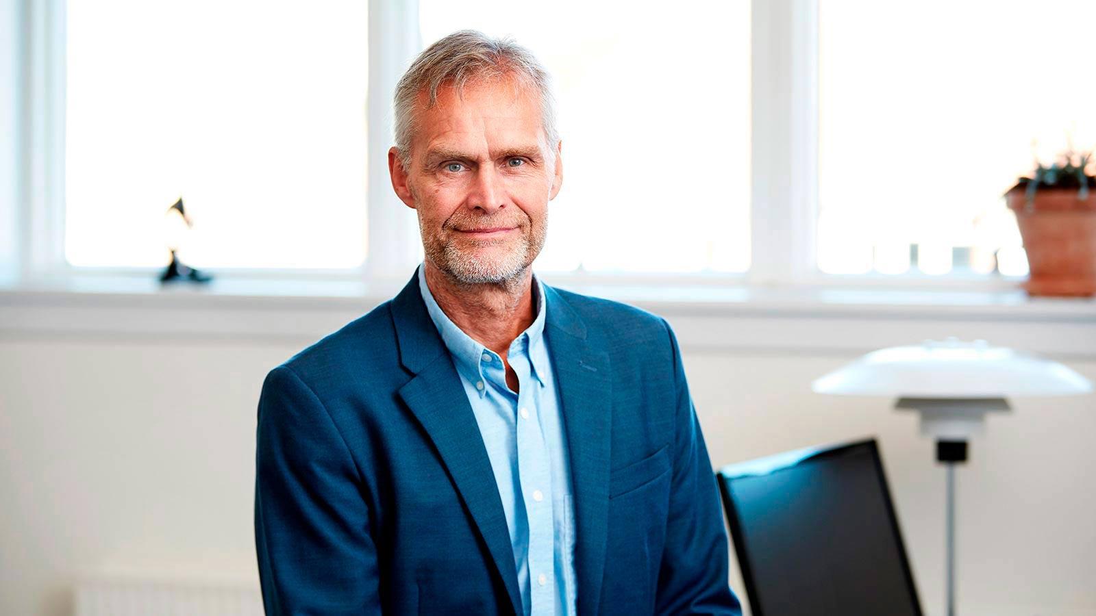 O fundador da Cryos, Ole Schou